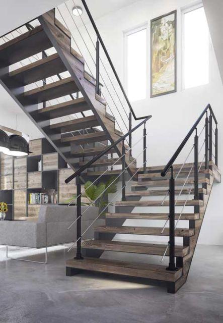 Balustrada Pro 3 antracyt