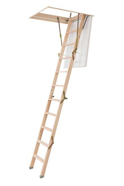 Schody strychowe clickFIX® 36 Gold Mini